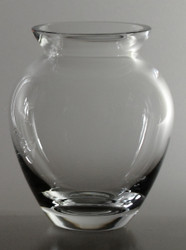 Time Tree Globe Turkish Glass Vase H15cm D12cm