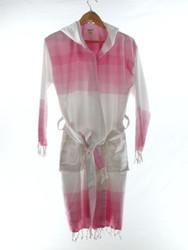 TANGO beachrobe bathrobe pink