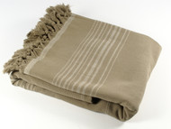 COLORS Turkish Terry Towel, Brown