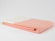 Diamond Turkish Towel Orange