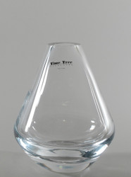 Time Tree Pear Turkish Glass Vase H15cm D12.5cm
