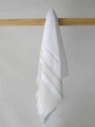 LYKIA Turkish Hand Towel, Beige