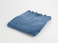 Golf Turkish Towel Peshtemal Blue