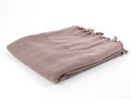 Golf Turkish Towel Peshtemal Brown