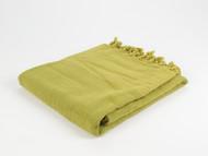 Golf Turkish Towel Peshtemal Olive