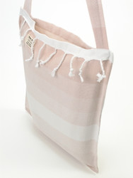 TANGO Turkish Towel Bag Beige