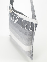 TANGO Turkish Towel Bag Navy