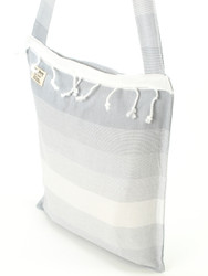 TANGO Turkish Towel Bag Gray