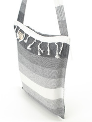 TANGO Turkish Towel Bag Black