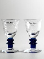 Crackling Sherry Glass H10.5cm V110cc