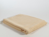 Mulberry Turkish Towel Peshtemal Yellow