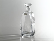 square whisky decanter