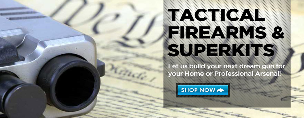Tactical Firearms Kits