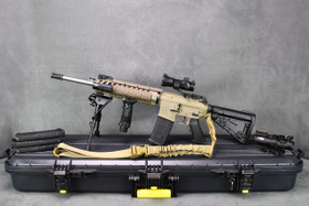 Diamondback AR-15 DB15CCR in FDE SuperKit! Everything Included!