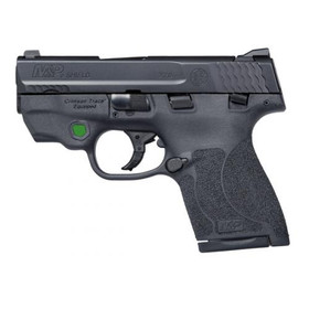 M&P 9mm Shield M2.0 With Crimson Trace Green Laser