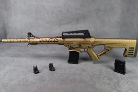 Omega 12 Tactical Shotgun - Bronze
