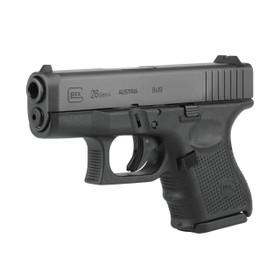Glock 26 9mm Pistol 3x10-Rnd Magazines