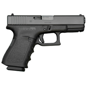 Glock 19 With Night Sights 9mm Pistol 3x15-Rnd Magazines