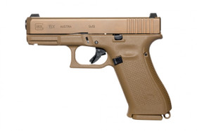 Glock 19X With Night Sights 9mm Pistol 3x17-Rnd Magazines