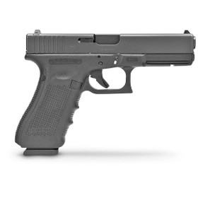 Glock 17 With Night Sights 9mm Pistol 3x17-Rnd Magazines