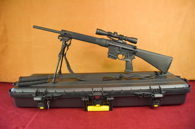 Mossberg MMR Hunter/Sniper .223/5.56 SuperKit! Left side On plano case