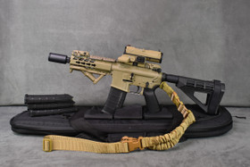 DB15P AR-15 Pistol FDE For Sale
