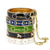 Gold Cup Bracelet