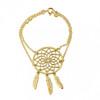 Dream Catcher Bracelet - 24K Gold
