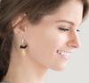 Zoe Beaded Tassel Earrings