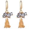 Zoe Earrings Silver