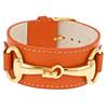Belmont Leather Cuff Bracelet