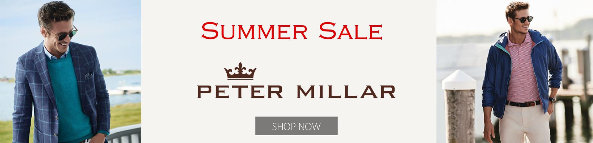 Peter Millar Sale