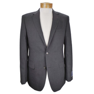 S.Cohen 'P-Smart'-Modern Fit Smart Suit Jacket in 6 Colors - Shown in Charcoal