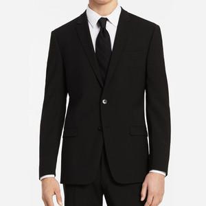 Calvin Klein Malbin X-Fit Ultra Slim Blazer - Black