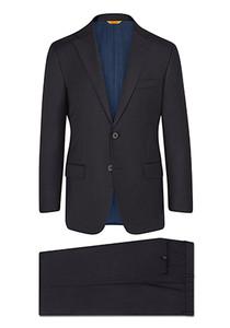 Hickey Freeman Tasmanian Super 150s Suit: Beacon in Navy