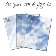 Acrylic Wedding Invitations - Your own design