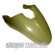 Lambretta GP / DL FRONT MUDGUARD - Primed ready to paint