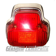 Vespa Super / Sport / Sprint / VBC / VLB / Rally Scooter REAR LIGHT / LAMP UNIT