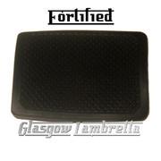 FORTIFIED Lambretta s1,2 & 3 Li/SX/TV/GP/DL BLACK BRAKE PEDAL RUBBER