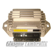 BREVATTATO Italian Vespa PX 125/150/200 3 PIN 12V REGULATOR Non-electric start