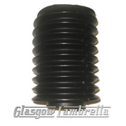Vespa GS 150 / SS 180 Scooter BLACK RUBBER AIR HOSE BELLOWS / TUBE