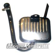 Vespa 125/150 Sprint / Super / VBB / VBA / GT / GTR / GL STANDARD EXHAUST