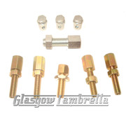 Vespa PX, T5 125/150/200 Scooter CABLE ADJUSTERS / NIPPLE / TRUNNION KIT