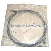 Vespa Italian PX. T5 & LML 2T CABLE SET INNERS & NIPPLES