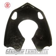 Special Offer!!! SIL Lambretta Series 3 BLACK MUDGUARD to HORNCAST RUBBER Li/TV/SX/GP