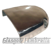 Lambretta GP 200 (+ all 175 & kitted engines) POLISHED ALLOY EXTRA FLOW AIR SCOOP Primed
