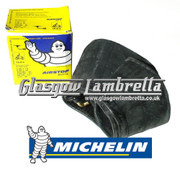 Michelin Airstop Tube Single for Lambretta FRONT WHEEL (45 degree) 350 x 10