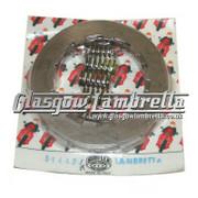 SURFLEX S1442/R 5 PLATE CLUTCH KIT for Lambretta Li/SX/TV/GP/DL