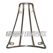 Vespa GT, GTS POLISHED STAINLESS STEEL FLOOR RACK