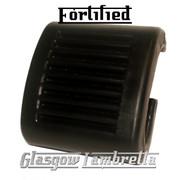 FORTIFIED Lambretta s1,2 & 3 Li/SX/TV/GP/DL BLACK KICKSTART PEDAL RUBBER
